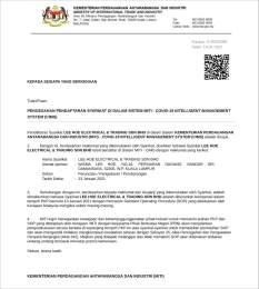 MITI-Approval Letter (Jan 2021)