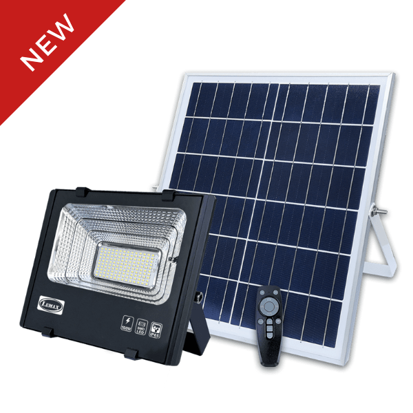 Solar LED Flood Light SOL-50 SOL-100