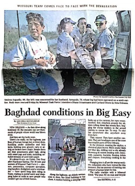 baghdad conditions in big easy