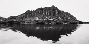hawaii mountain black and white fine art photography limited edition print