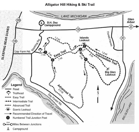 Alligator Hill Trail