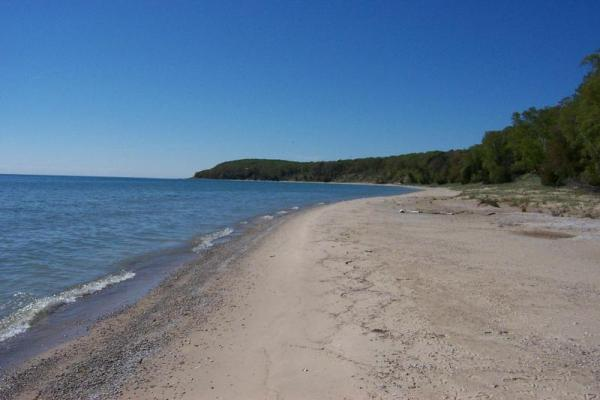 North Manitou Beach