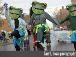 Earth Day Parade - photo by Gary L. Howe