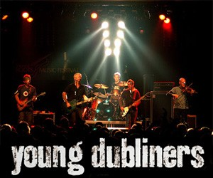 The Young Dubliners Pre-St. Paddy's Day Bash