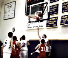 Leland Basketball