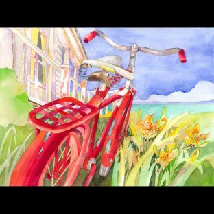 Stephenie Pollack : Painting