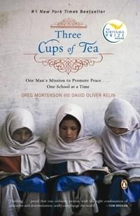 Three Cups of Tea author at Dennos Museum