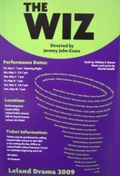 """The Wiz"" at Leland School"