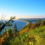 Empire Bluff Hiking and Ski Trails