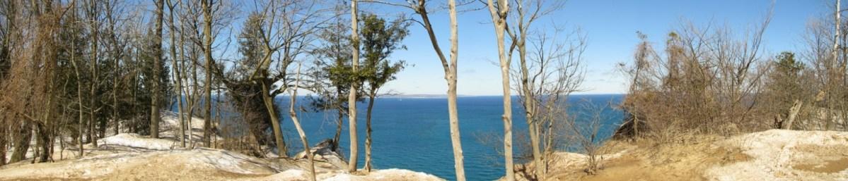 Pyramid Point Hiking Trail