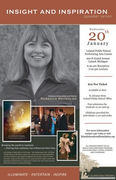 Insight and Inspiration Speaker Series meets Hollywood