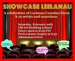 Showcase Leelanau - Saturday, February 20