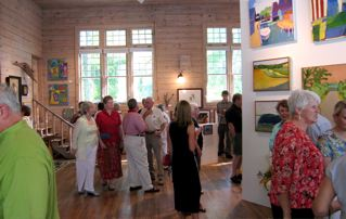 Presentation by Taimur Cleary, Glen Arbor Artist in Residence