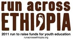 Run Across Ethiopia - January 6-20, 2011