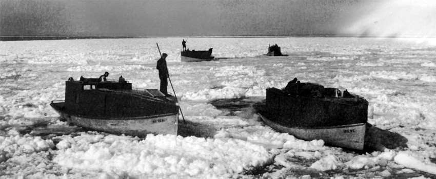 Winter fishing in fishtown and rethinking preservation for Fish town usa