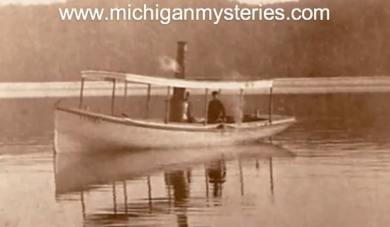 Wreck of the Rescue found in Glen Lake
