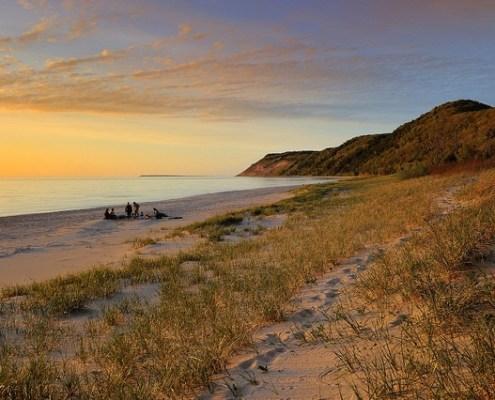 Sleeping Bear Dunes National Lakeshore - good for our economy!