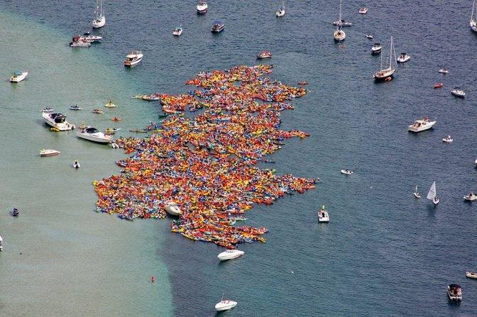 Suttons Bay Foatilla