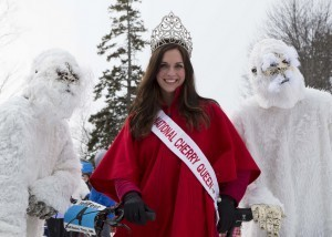 Yetis and the Cherry Queen