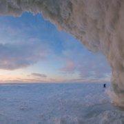 Ken Scott's Ice Caves of Leelanau Book