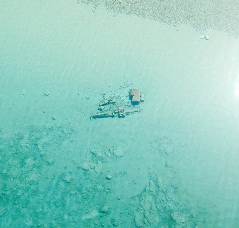 Manitou Passage shipwrecks shared by Coast Guard Air Station