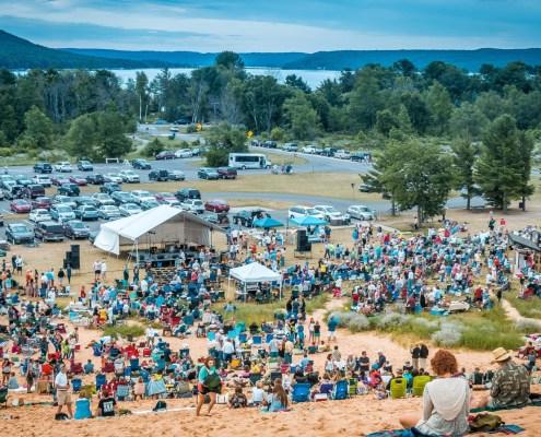 Dune Climb Concert ~ Sunday July 9, 2017