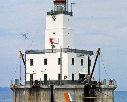 Need a new Crib? North Manitou Shoal Light for sale