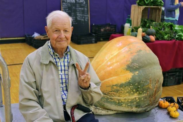 Leland Farmers Market Bob