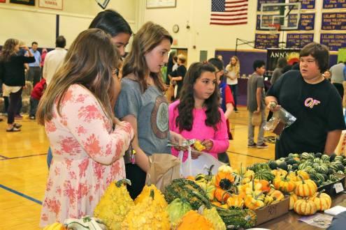 Leland Farmers Market Middle School
