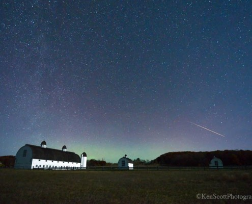 Orionid Meteor Shower peaks on October 21st!