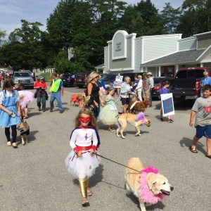 Northport Dog Parade and Beer & Wine Festival on Saturday!