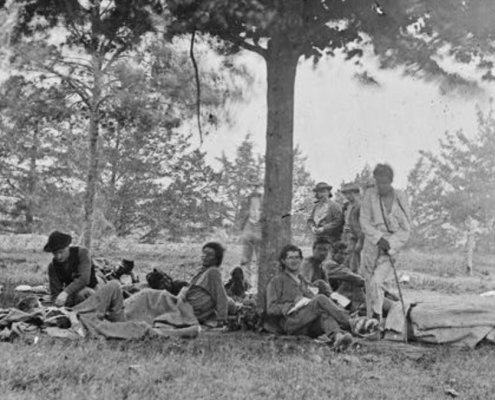 Northport in the Civil War