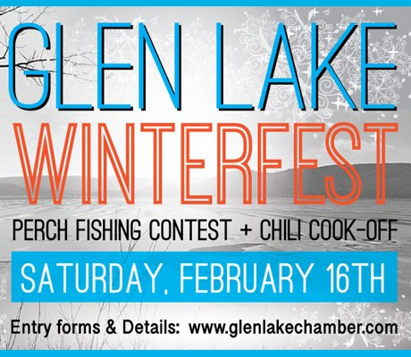 Glen Lake Winterfest - Saturday, February 16