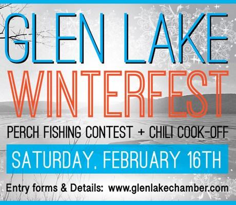 Glen Lake Winterfest - Saturday, February 16