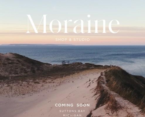 Moraine Shop & Studio Opening in Suttons Bay