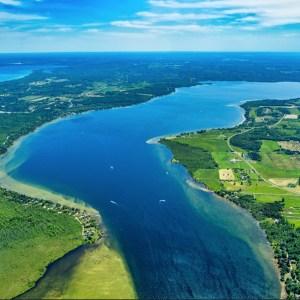 Lake Leelanau by Sandy Hansen Photography
