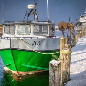 Fishtown's Joy by Mark Smith