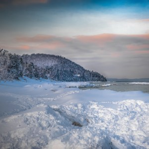 Whaleback Sunrise by Mark Smith