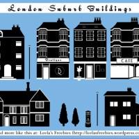 London Suburb Buildings