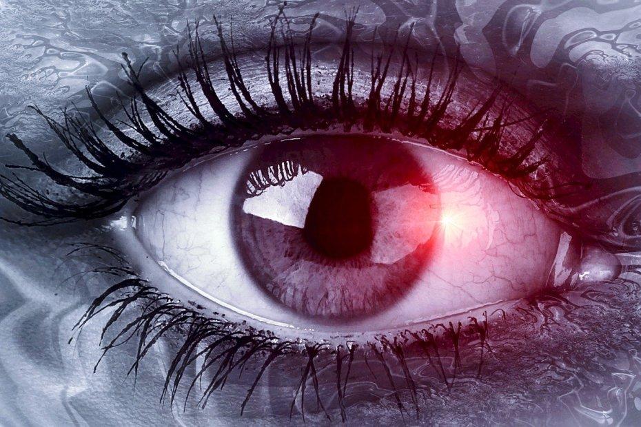 A hypnotic eye