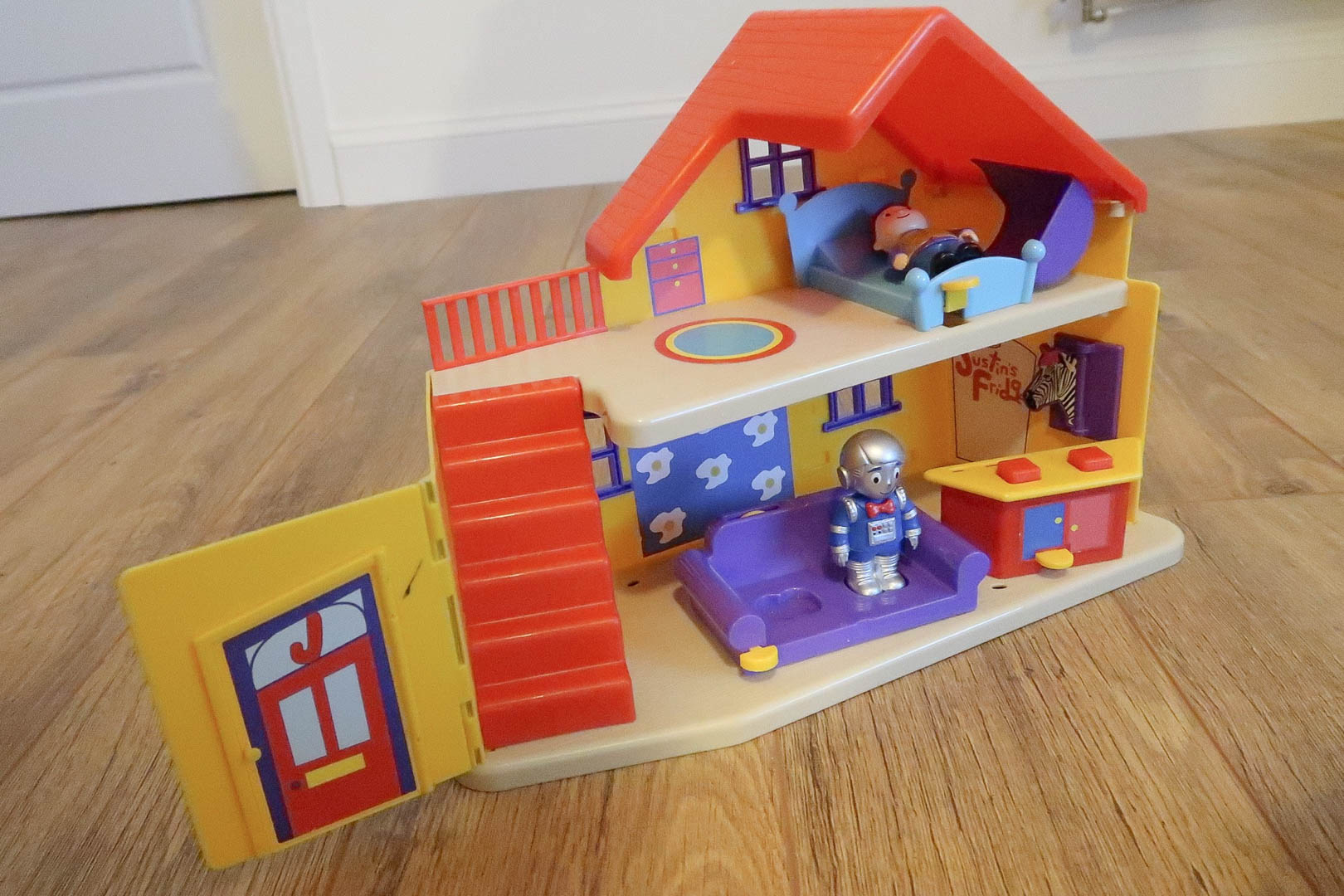 Justins House Playset Review From Golden Bear Toys