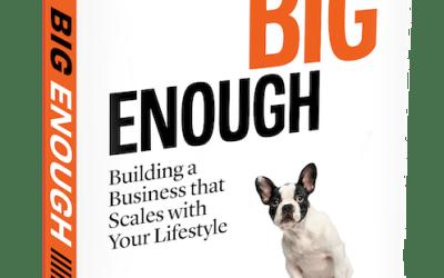 How I'm Publishing BIG ENOUGH