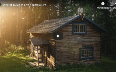 The Simple Life in Northern Sweden