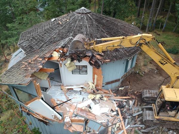 The Demolition
