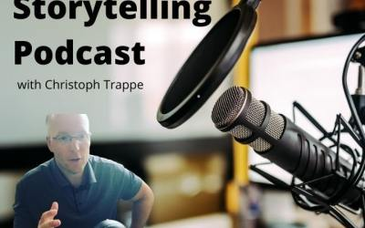 Interview with Christoph Trappe of Business Storytelling Podcast