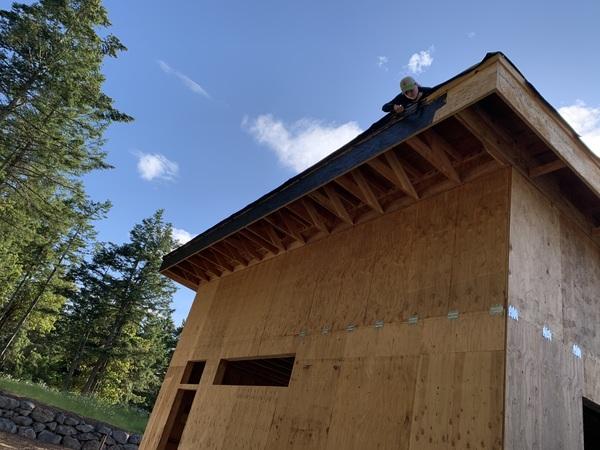wood-backing