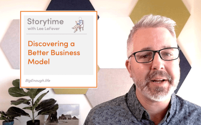 Storytime: Discovering a Better Business Model