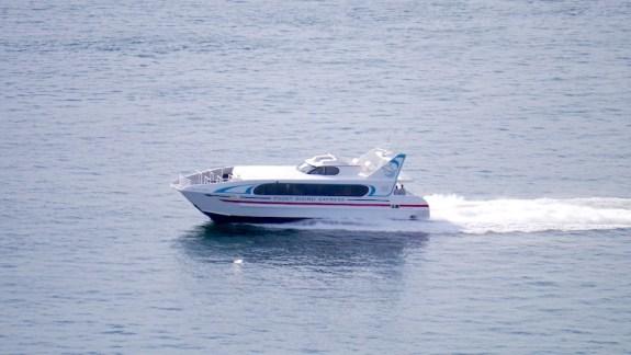 boat on salish sea