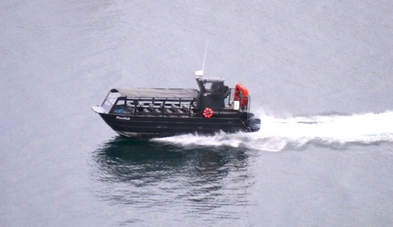 Blackfish boat