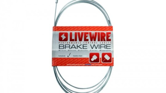 Livewire Universal Galvanised Inner Brake Cable Wire